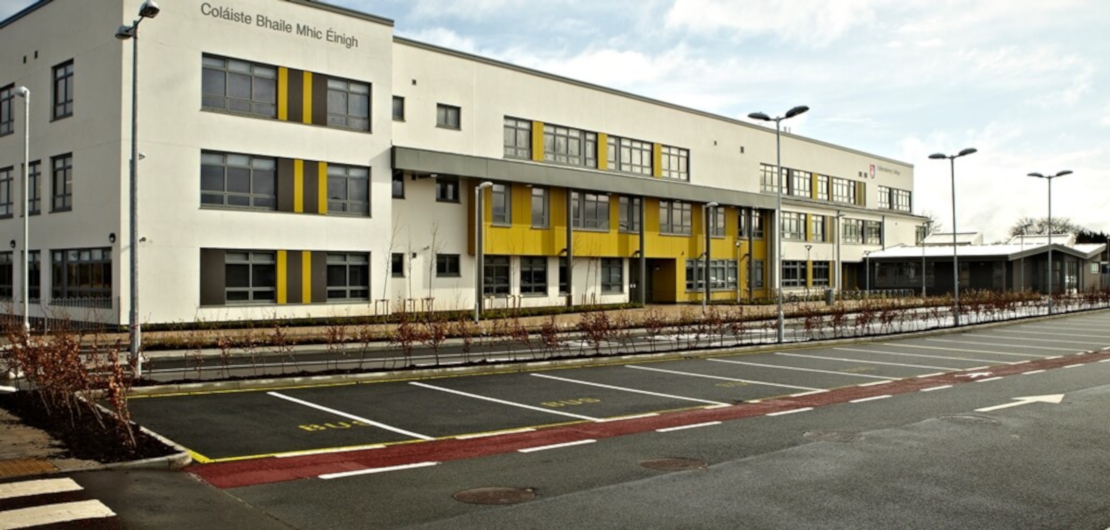 Ballymakenny College, Drogheda - Aggregates - KPRO - EWI - Road Surfacing and Contracting