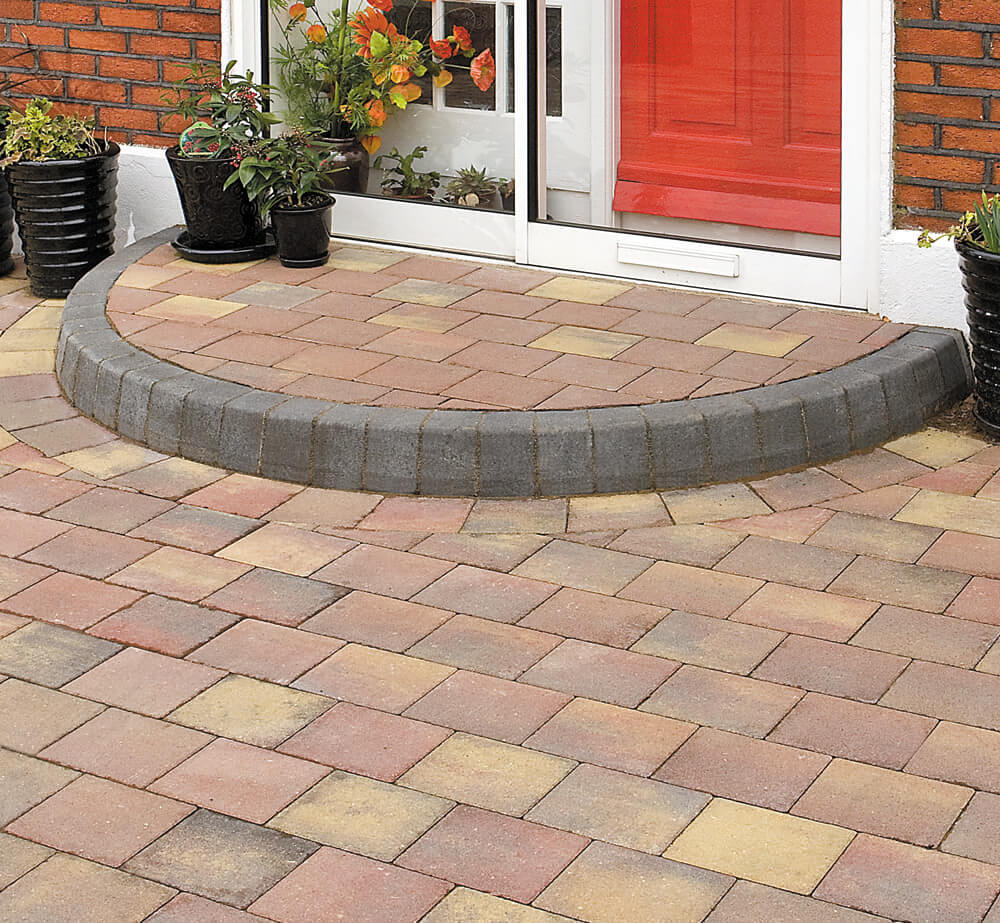 Corrib Rustic Paving Blocks