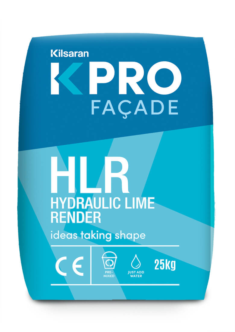 KPRO Façade Hydraulic Lime Render product image
