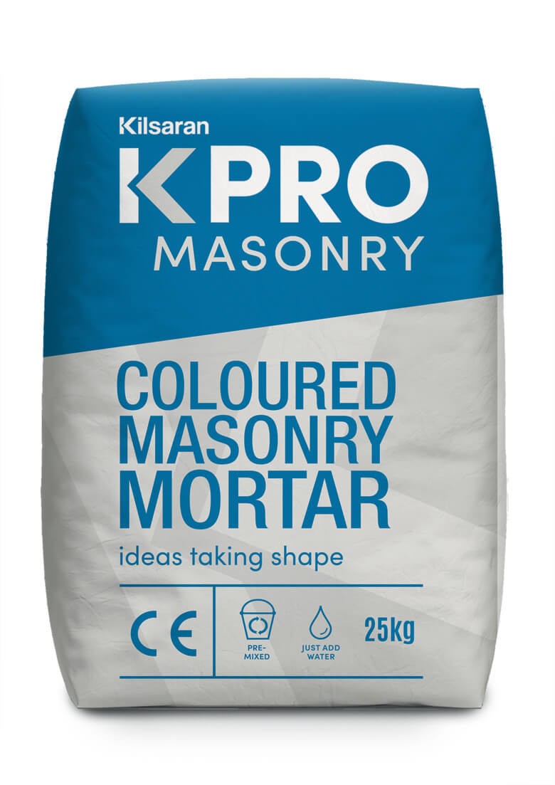 KPRO Masonry Coloured Masonry Mortar product image
