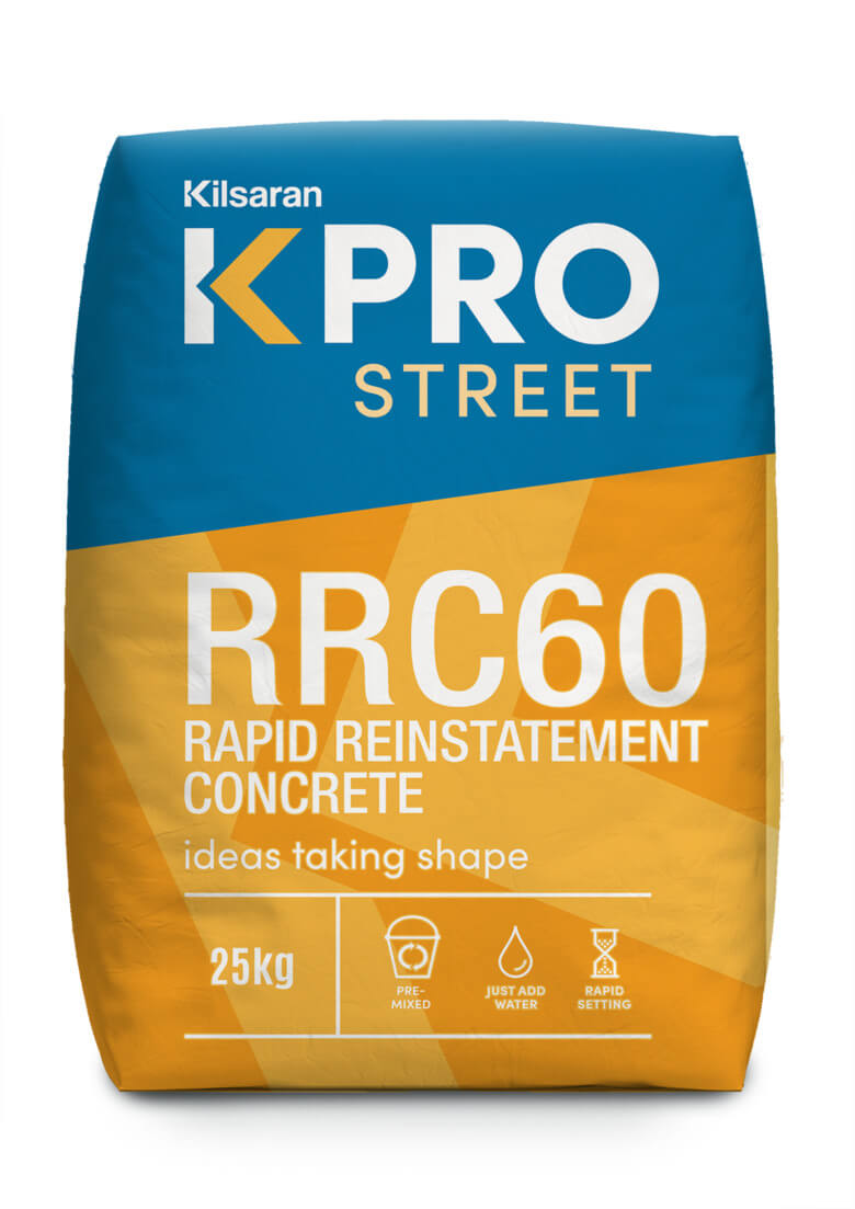 KPRO Street RRC 60 (Rapid Reinstatement Concrete) product image