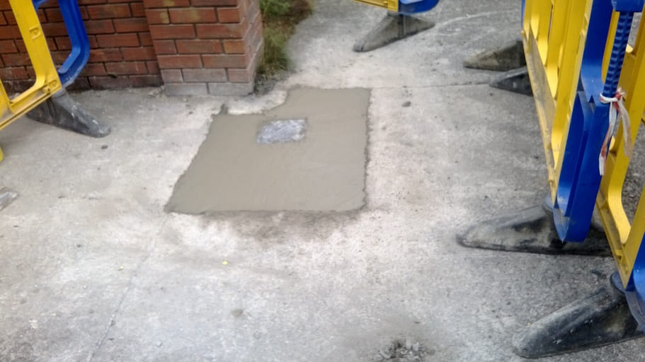 Pavement Repair Concrete