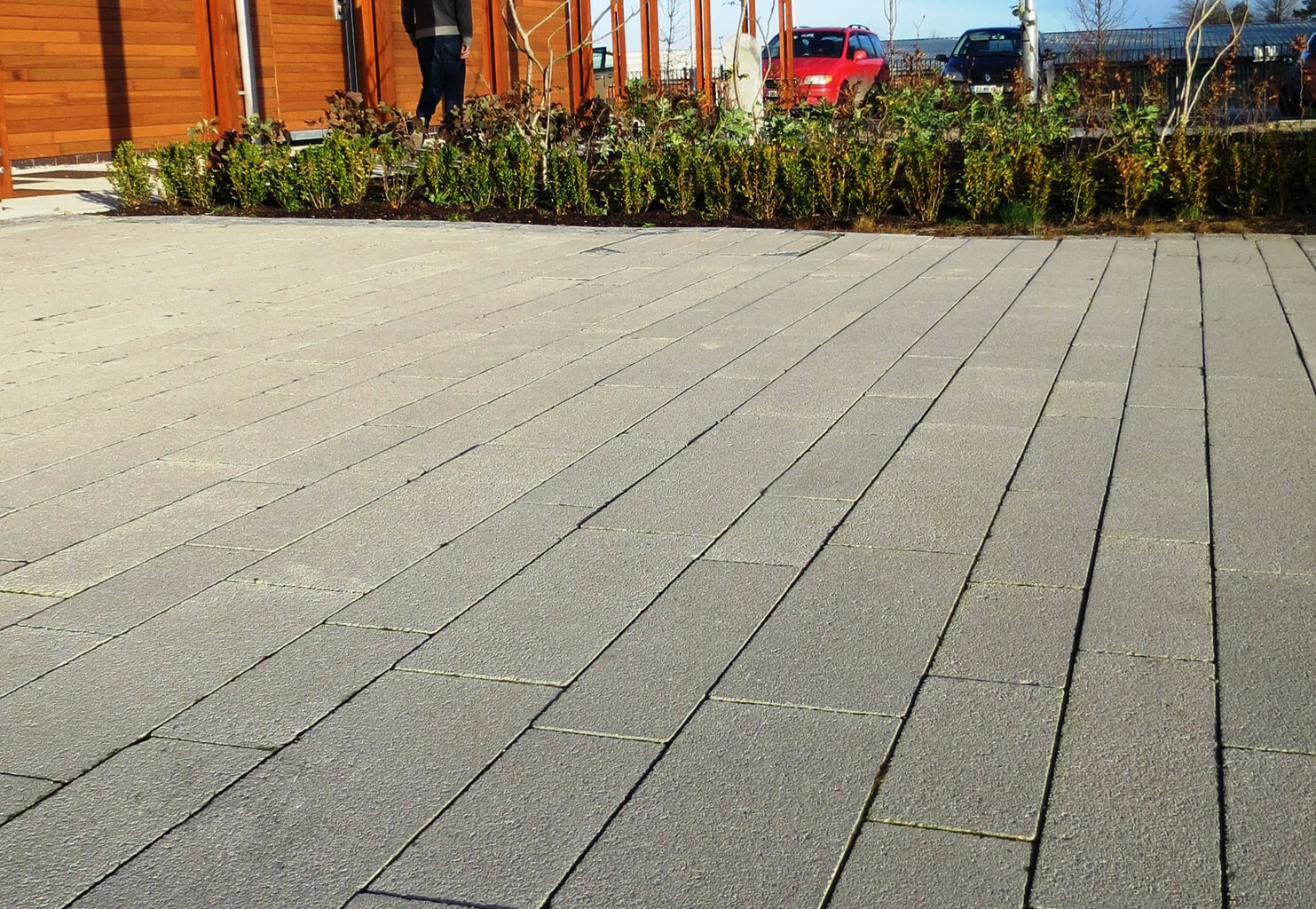 Pembroke Paving flags kilsaran