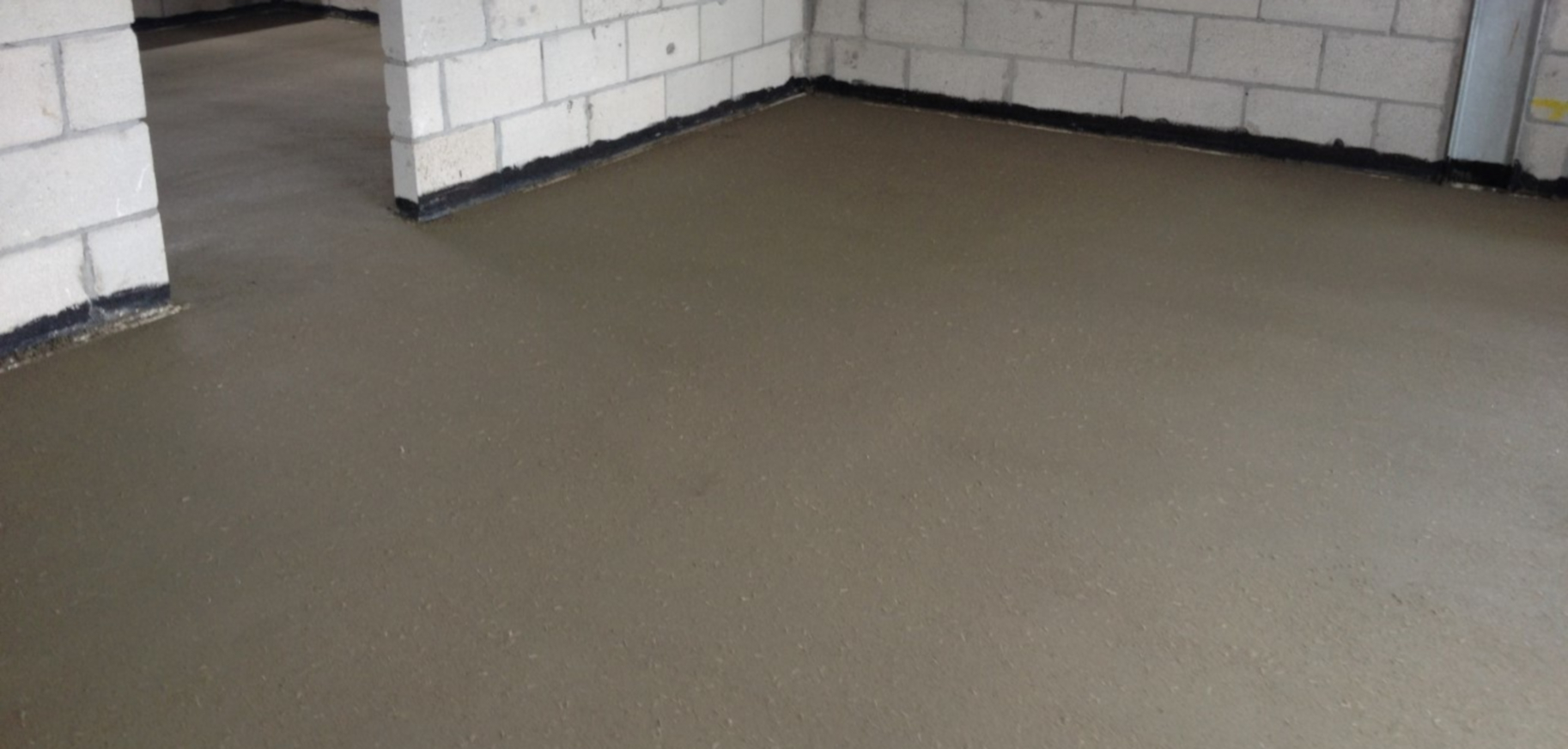 How To Screed A Floor >> Sand Cement Floor Screed Kilsaran International