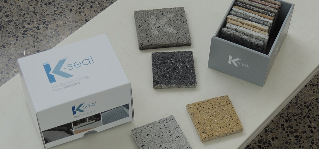 Kilsaran launch K-Seal - Factory Pre-Sealed Paving