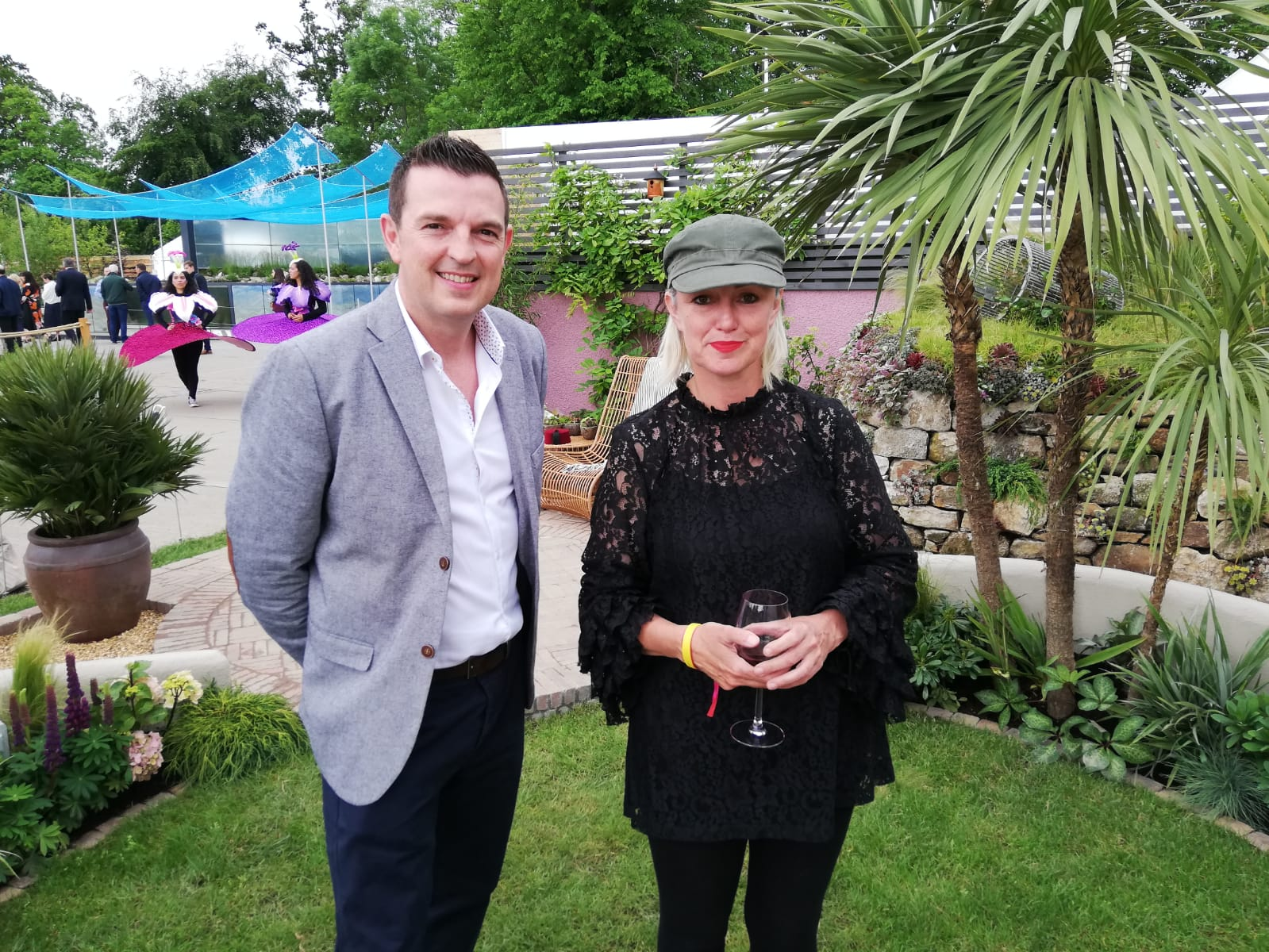 'Under Dogs Garden' the real winner at Bloom