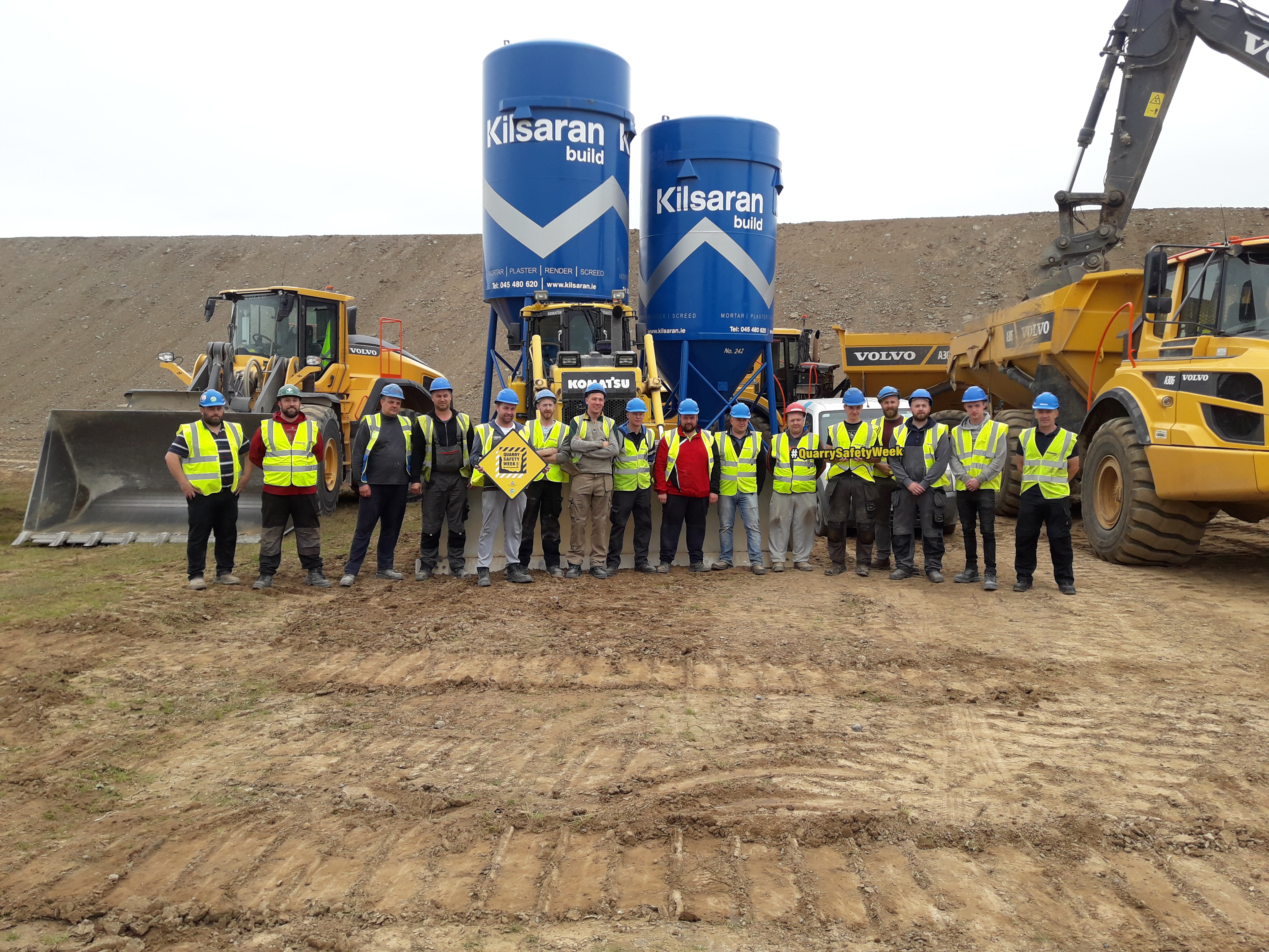 Quarry Safety Week 9th - 13th Sep