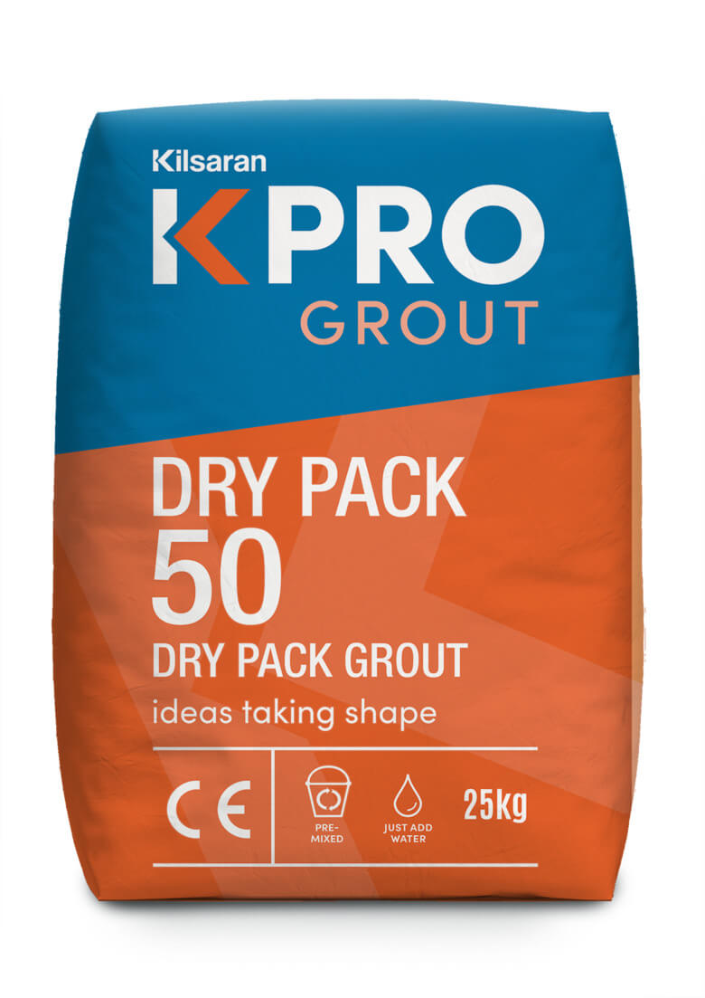 KPRO Grout Dry Pack 50 product image